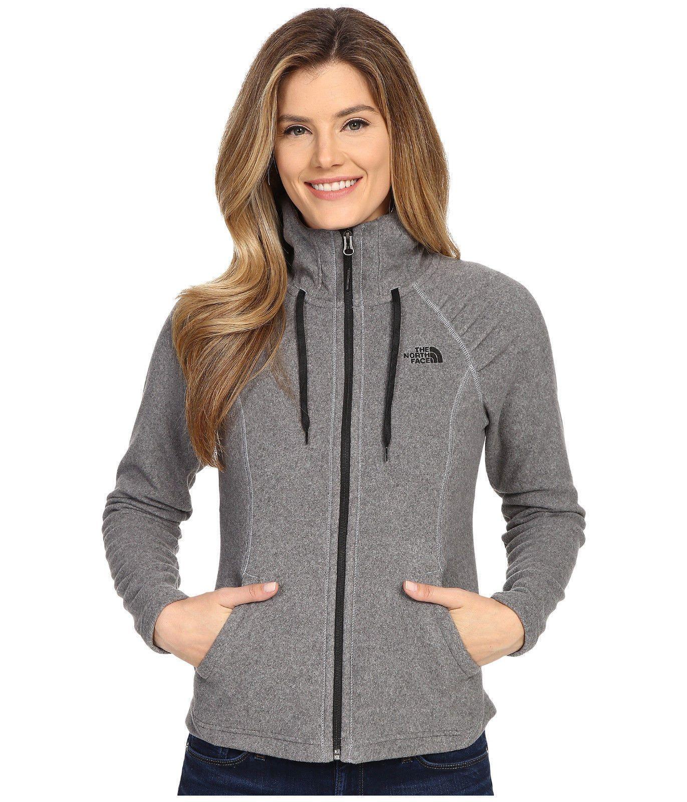 001162d6d Coats and Jackets 63862: New Womens The North Face Mezzaluna Hoodie ...