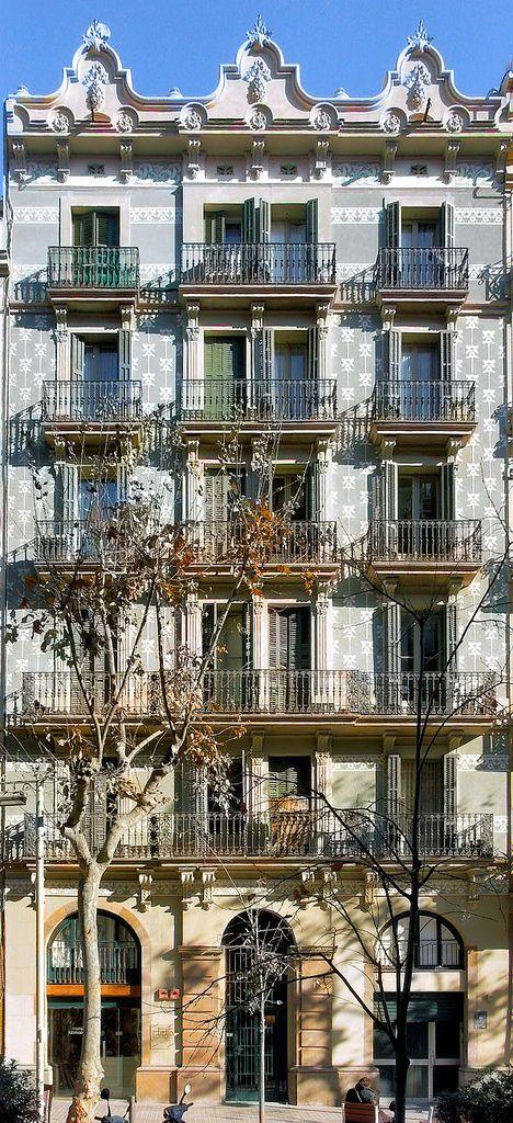 Barcelona - Enric Granados 008 a | Flickr - Photo Sharing!
