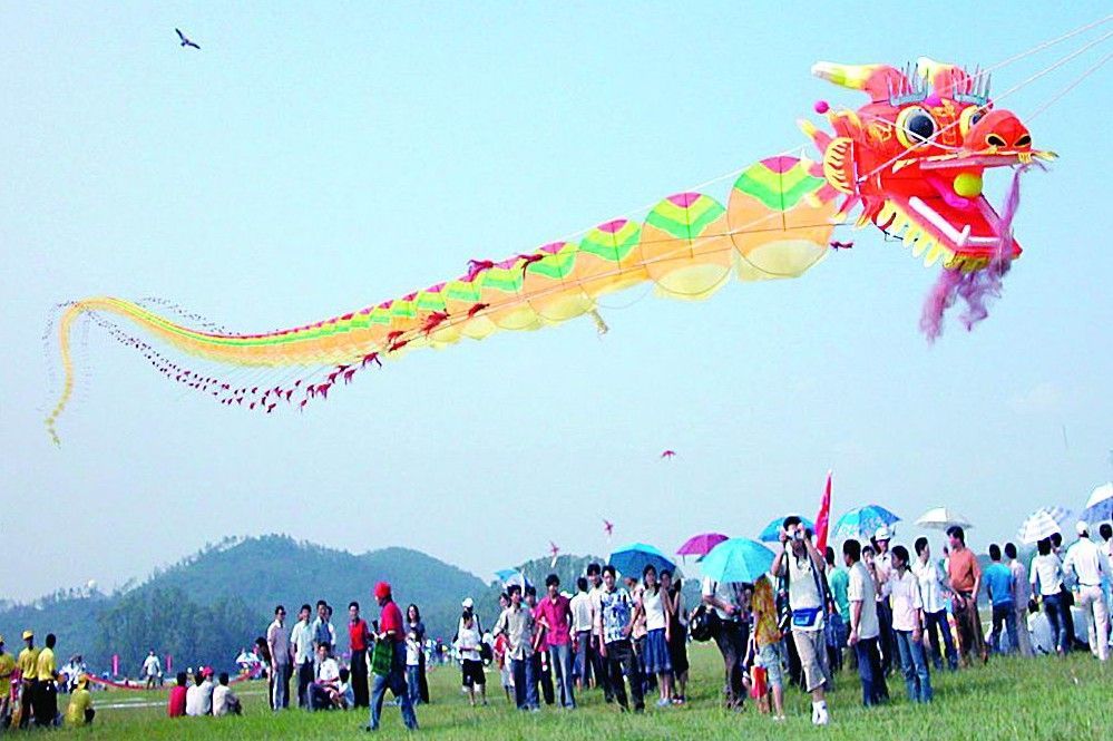 The 30th #Weifang International Kite Festival is coming soon in #Shandong, #China