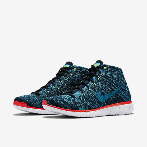 newest collection b99d4 33339 Nike Free Flyknit Chukka Men s Shoe
