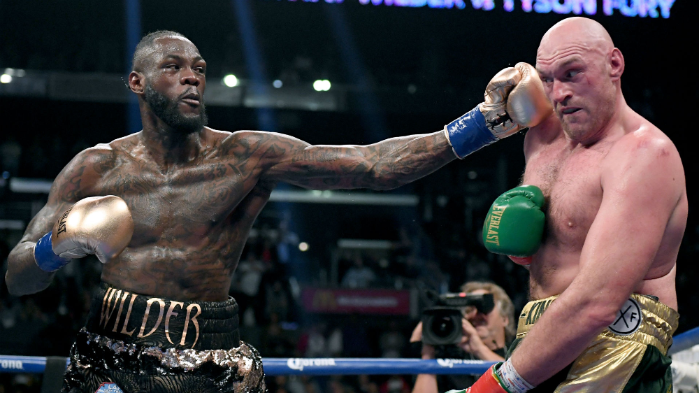 How to Watch Deontay Wilder vs Fury 2 Fight Boxing in Las