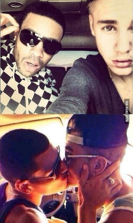 Justin Bieber gay confirmed