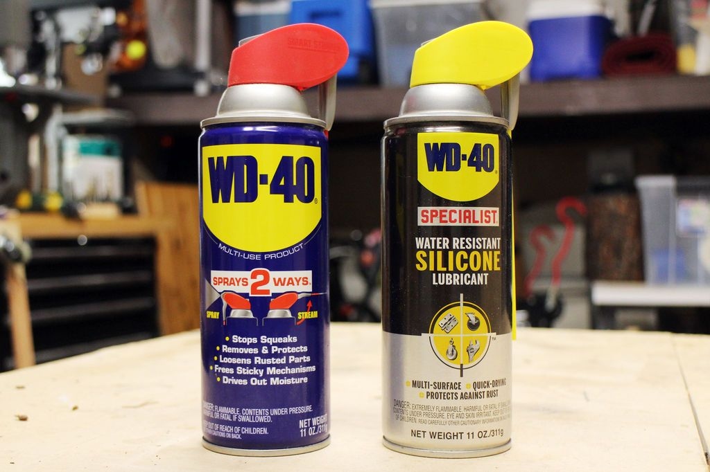 Unusual Uses For Wd 40 Wd 40 Wd 40 Uses Lubricant