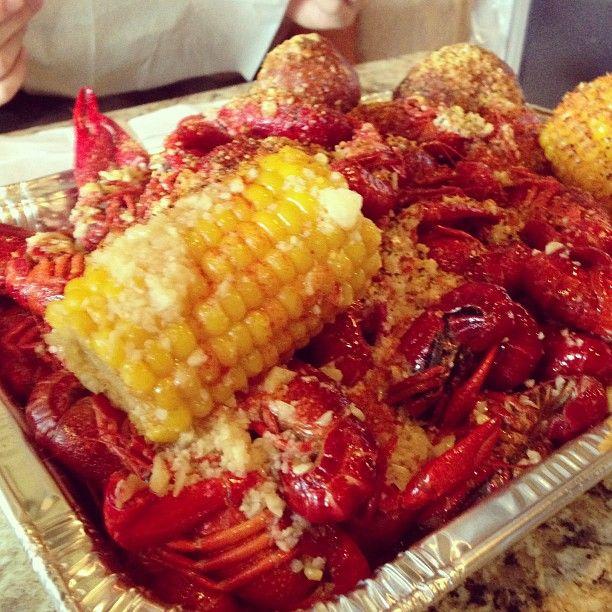 LA Boiling Seafood Crab & Crawfish | Seafood restaurant ...