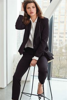Tailored Single Breasted Jacket | CITY SLICK | Pinterest | Single ...