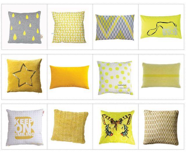 www.stijlkaart.nl 16 april 2013 yellow cushion
