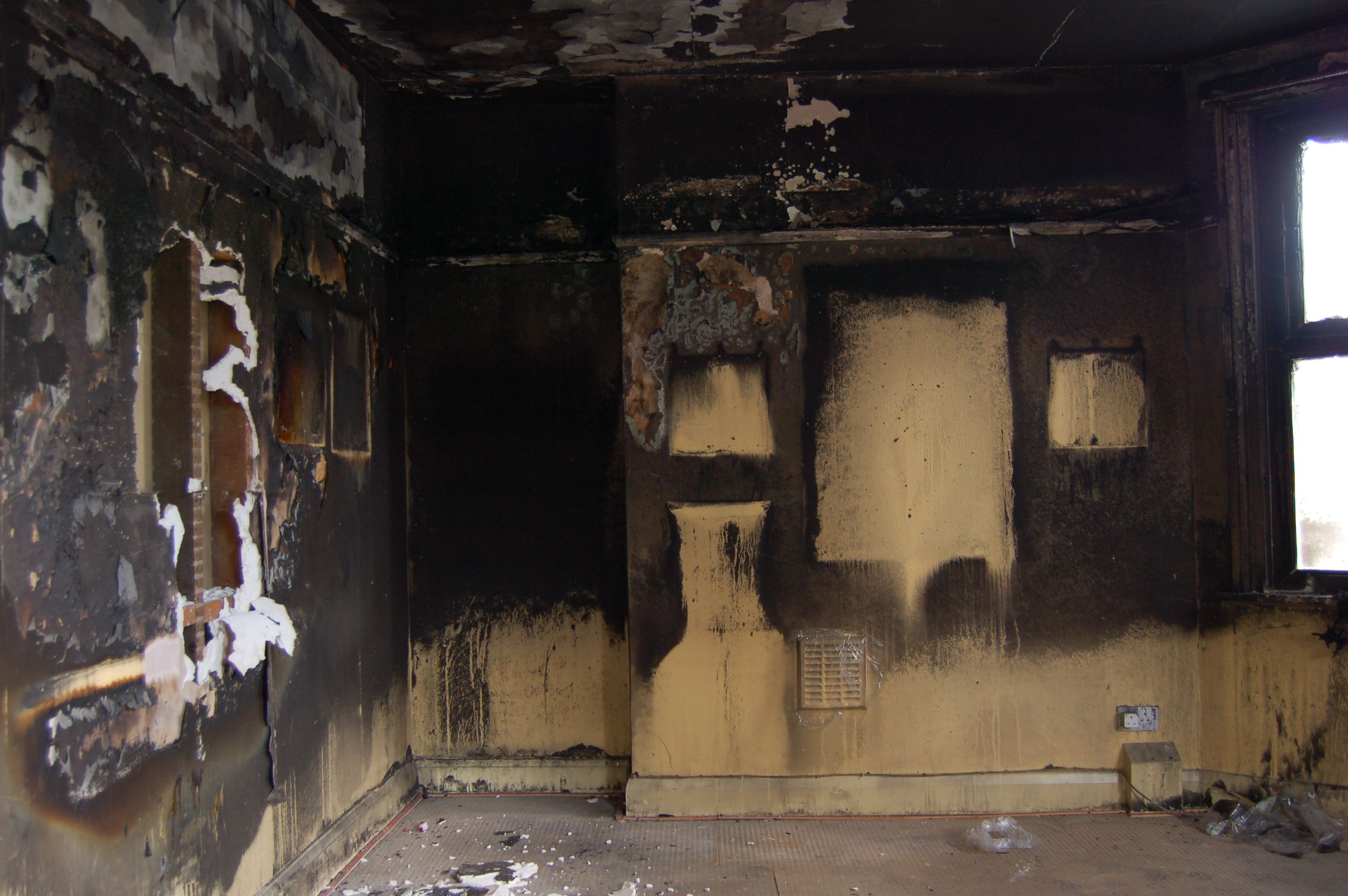 Burnt Room July Hh Project