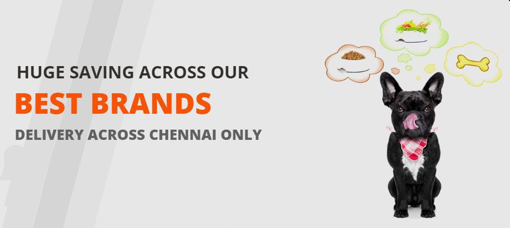 Chennai's Leading Online Pet Store Happy Paws. Get the
