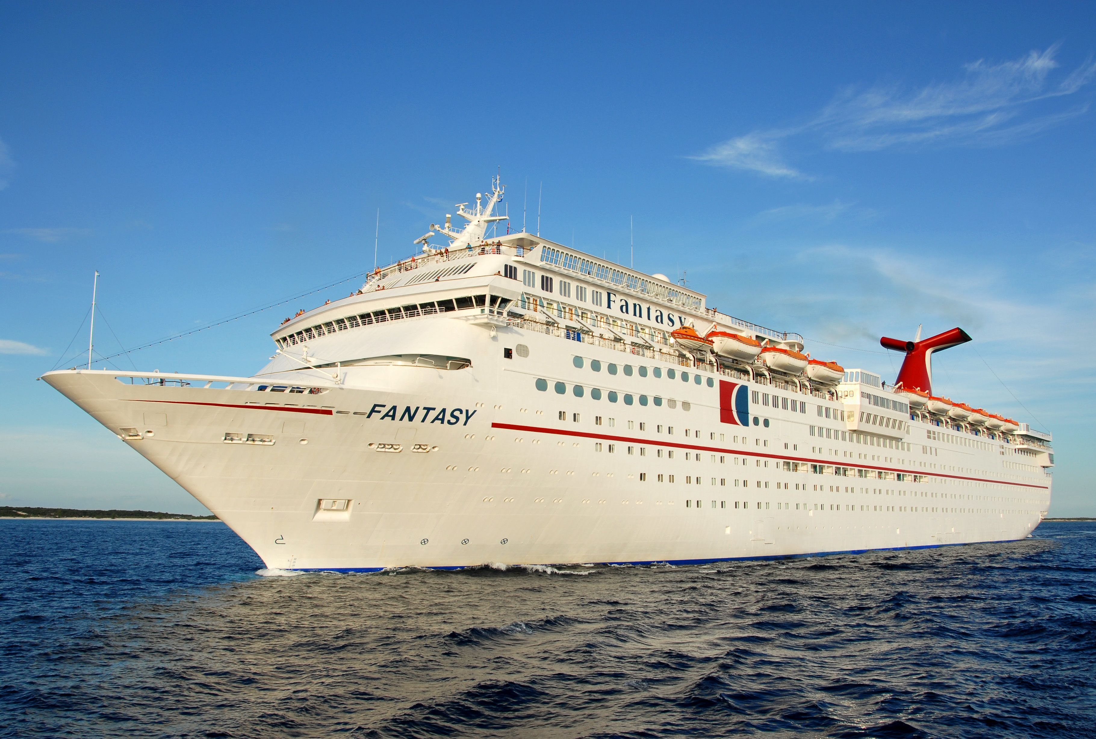 The Carnival Fantasy The Ship We Cruised In August Out Of - Charleston sc cruise ships