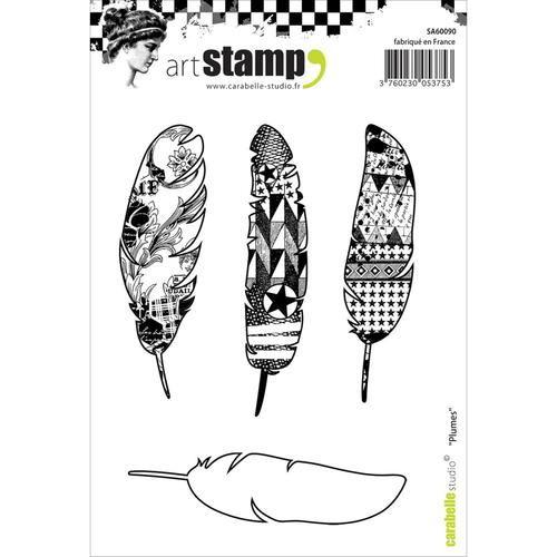 CARABELLE STUDIO Cling Stamp Set A6