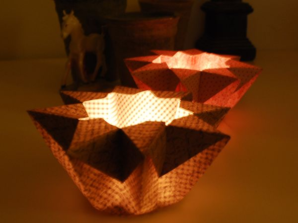 origami lanterner - sådan gør du - www.prettydamnnice.dk