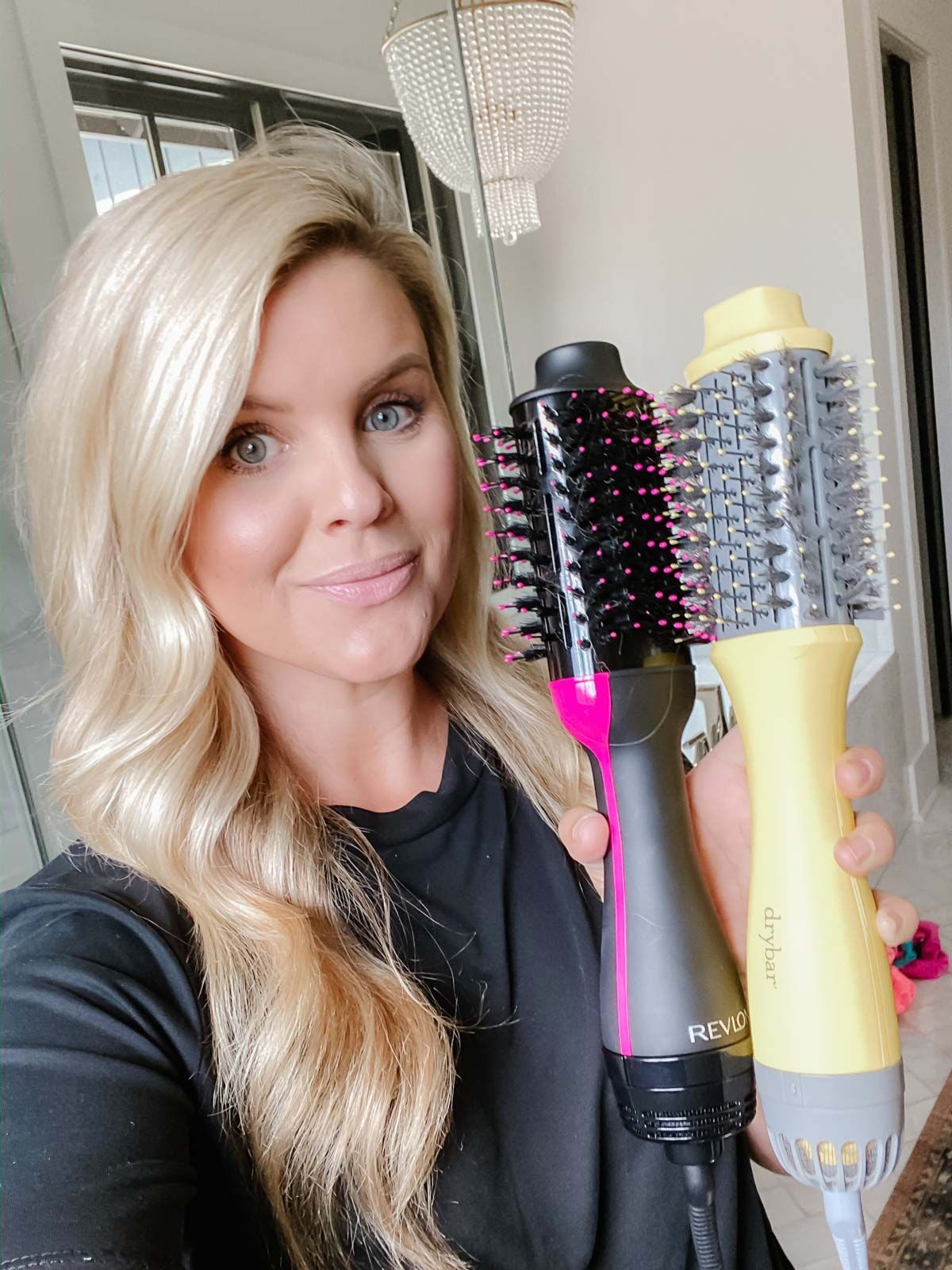 Review Drybar Vs Revlon Dry Long Hair Air Dry Hair Blow Dry Hair
