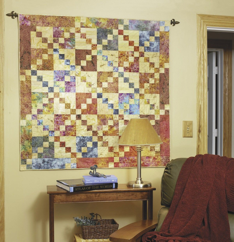 Best Of Fons & Porter Batik Quilts (With Images)