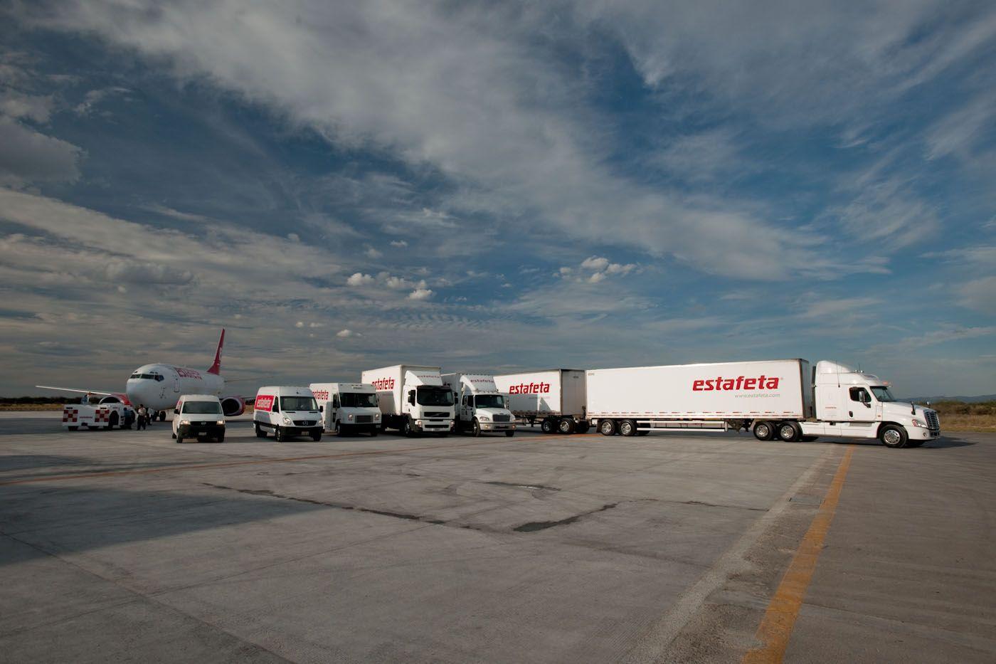 Estafeta offers offers comprehensive LTL, air cargo and