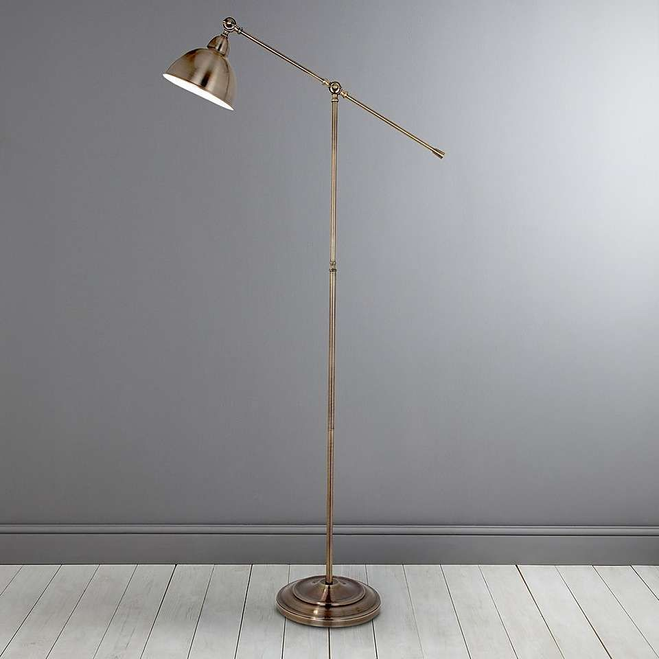 Lever Arm Floor Lamp   Wayfair.co.uk