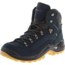 Lowa 310945-6961 Renegade Gtx Mid Navy Honig Herren Trekking Stiefel - Blau Lowa