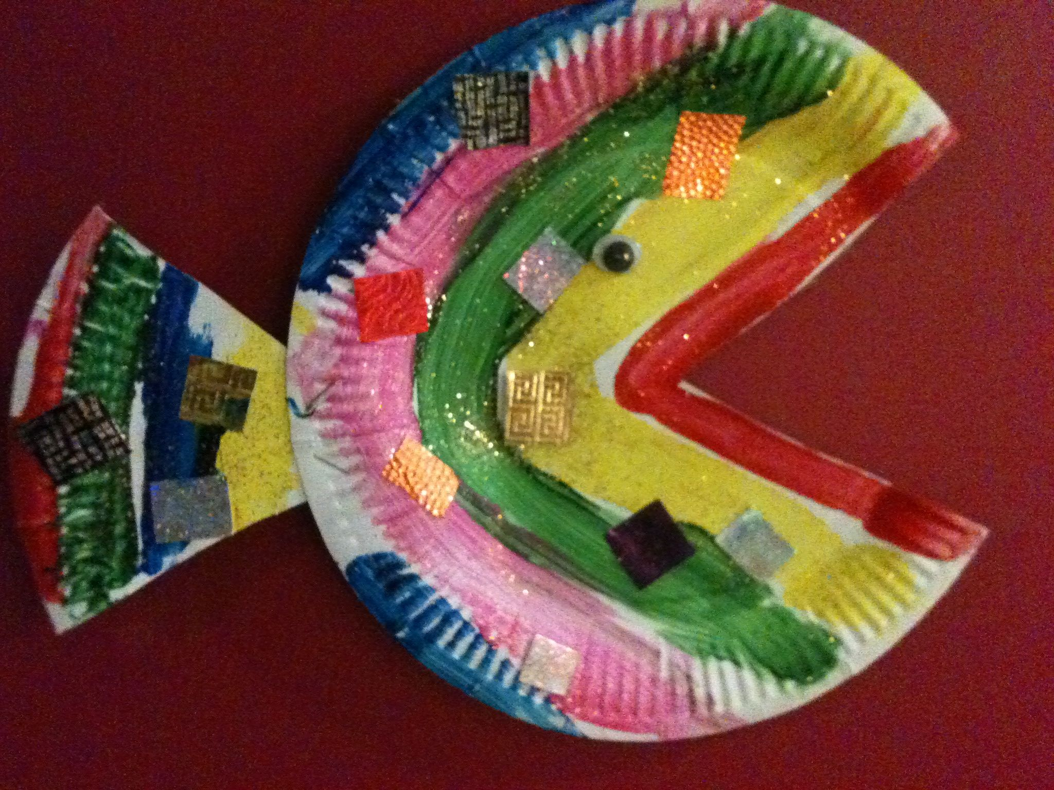 Rainbow fish @ Rainbow Playgroup | Playgroup | Pinterest | Rainbow fish
