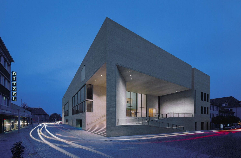 Architekten Schweinfurt staab architekten museum georg schäfer schweinfurt form