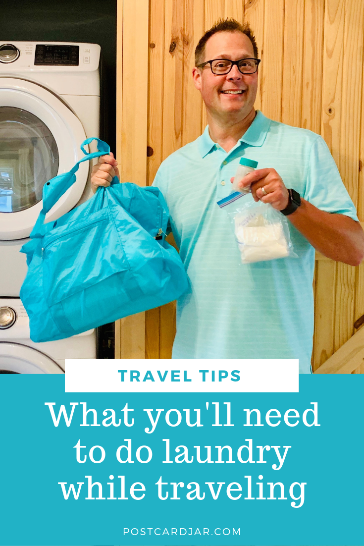 Travel Tip What You Ll Need To Do Laundry While Traveling Doing
