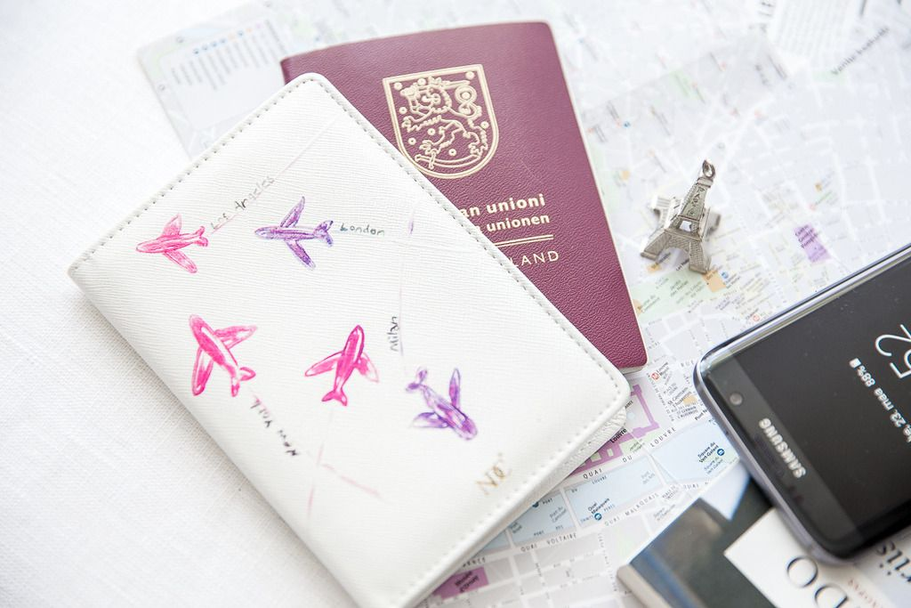 Travel I Passport I Wanderlust