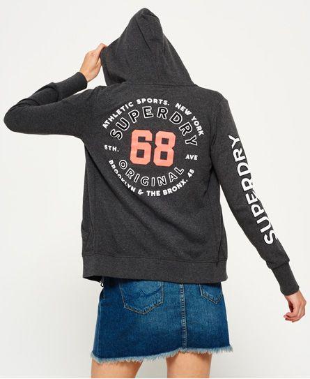 super popular 97858 64c05 Superdry Terry Towelling Zip hoodie | Superdry | Hoodies ...