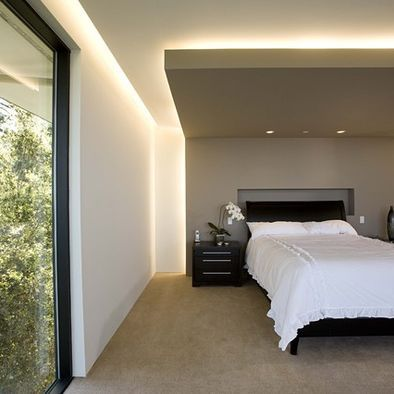 Cove Bedroom Design Ideas Pictures Remodel And Decor Low Ceiling Bedroom False Ceiling Bedroom Bedroom Ceiling Light
