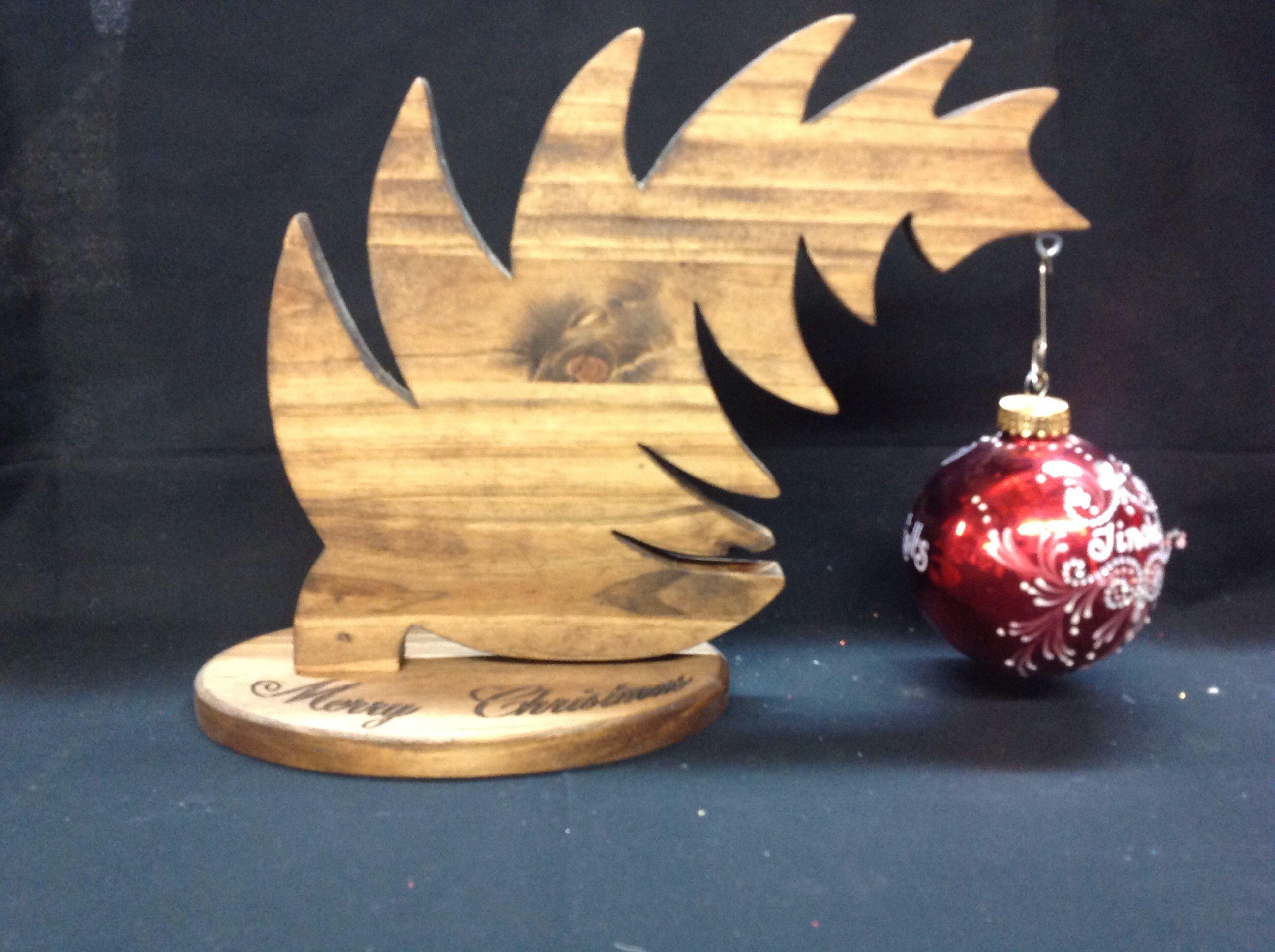 Bent Tree Ornament Holder Tree Ornaments Christmas Tree Ornaments Christmas Ornaments