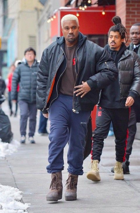 Kanye West Military Outfit How To Get It Highsnobiety Kanye West Outfits Kanye West Style Military Outfit