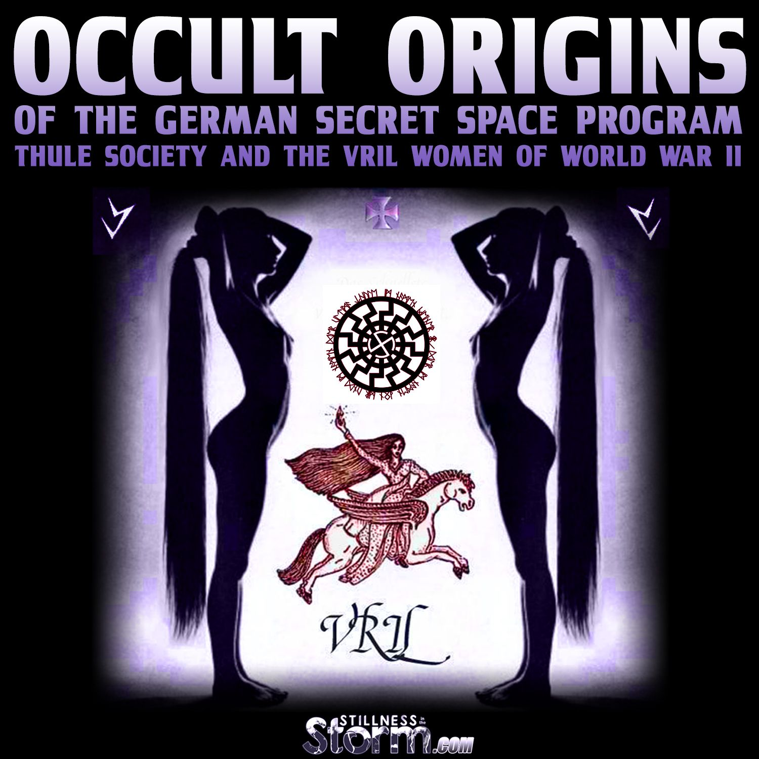 Occult Paranormal: Occult Origins Of The German Secret Space Program, Thule