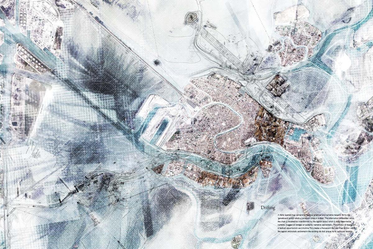 Presidents Medals: Drifting City, Venice : Sounding