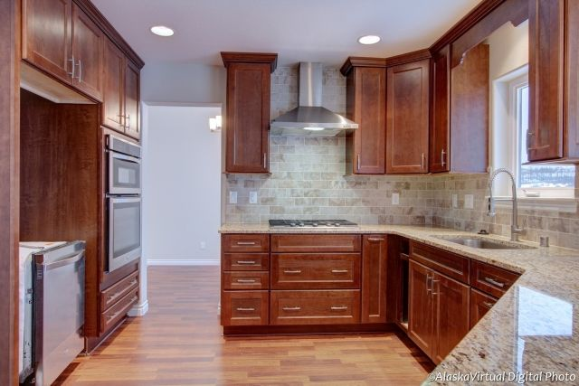 Under Cabinet Molding Kitchen Cabinets | Upgraded Cabinets In Color  Briarwood, Crown Molding, Under