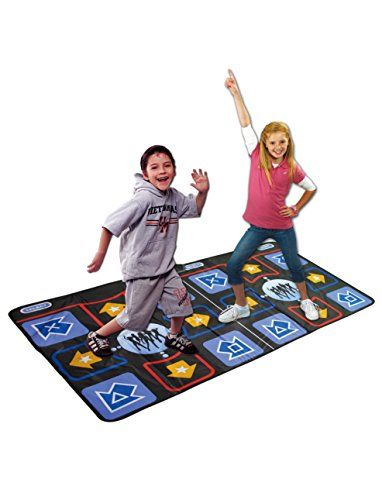 Electronic Dance Mats Wolsen Nonslip Nontoxic Durable Dual Playing Tv Dance Mat With Highelastic Eva F Fun Games For Kids Kids Electronics Electronics Dance
