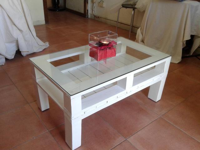 Pallet Tavolino ~ Pallet table idea g easy to make