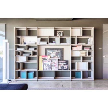 pareti attrezzate moderne B&B italia - Cerca con Google | interni ...