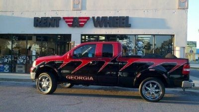 ga bulldogs trucks | Georgia Bulldogs Truck | Customer Cars ...
