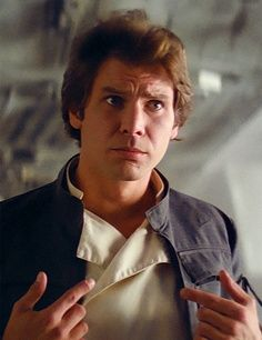 I think that Mr Ford was my first crush. It had to be I was only 6 when Empires Strikes Back came out in theaters.