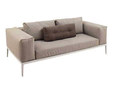 Gloster 7102 Sofa Grid Dove