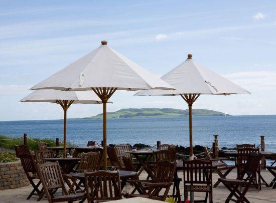 Seaview Terrace At The Waterside House Hotel In Donabate Co Dublin Www Watersidehousehotel