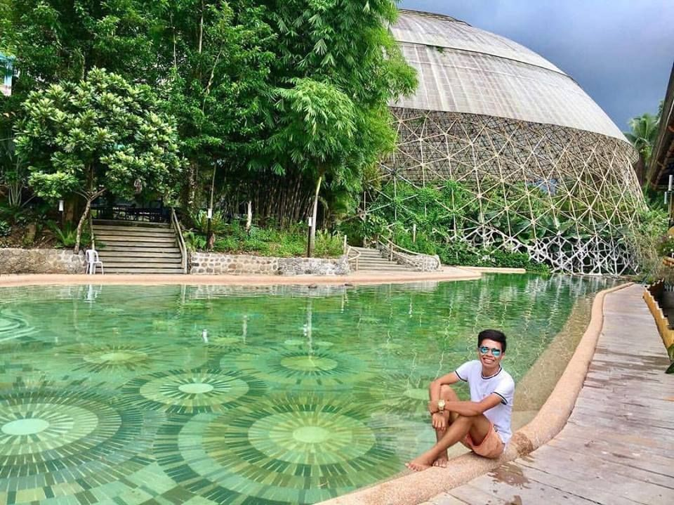 See Bamboo Dome At Davao Bamboo Sanctuary And Ecological