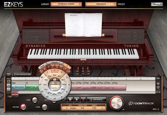 EZ Keys Upright Piano | VST | Piano, Upright piano, Piano player