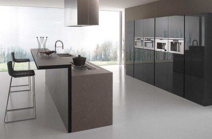 Catalogo Modulnova Cucine 2014 Cucina Modulnova Con Angolo Snack Progettazione Di Una Cucina Moderna Cucine Moderne Idee Per Decorare La Casa