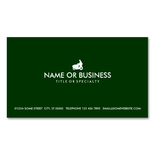 simple commercial lawn care business card lawn care business cards
