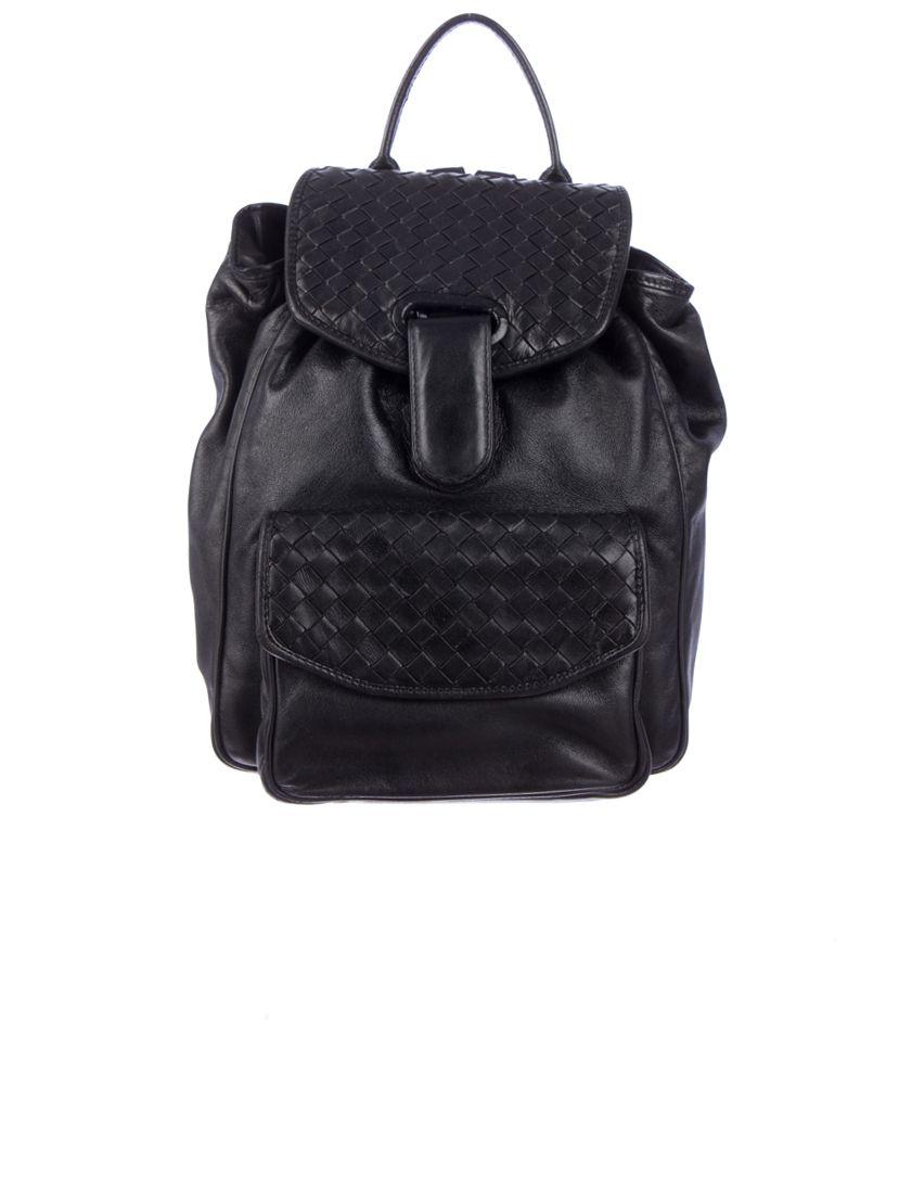 704992191993 School Ready  Bottega Veneta Intrecciato Backpack.