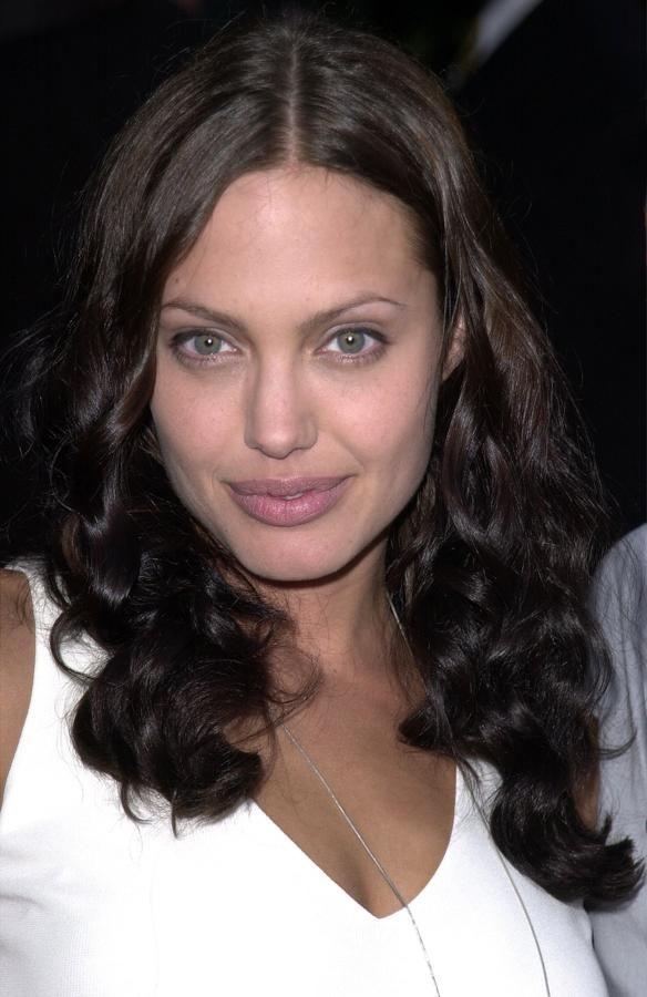 Angelina Jolie en el año 2001