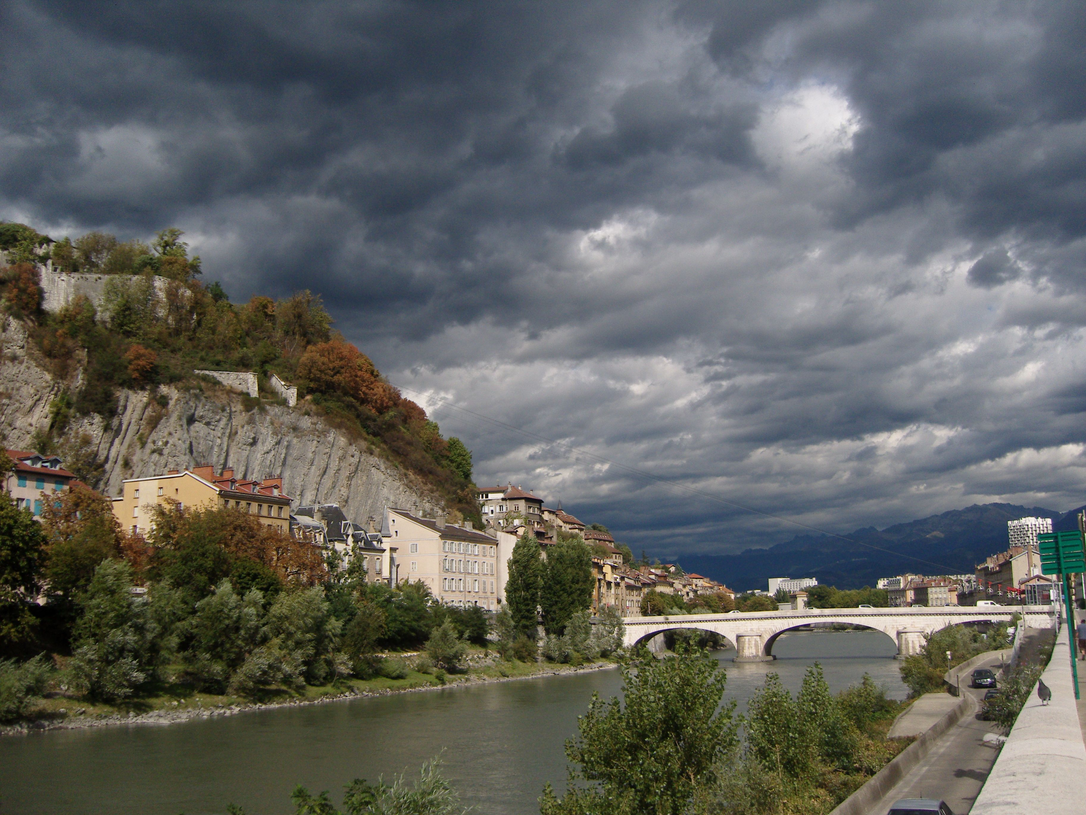 grenoble france a spur of the moment