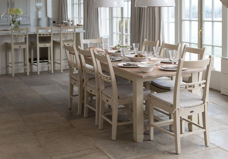 Neptune Dining Tables Chichester Rectangular Oak Tables Table