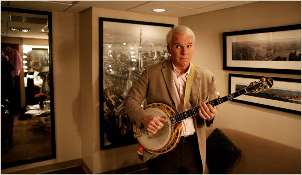 Comedian steve martin plays banjo on his new bluegrass album the comedian steve martin plays banjo on his new bluegrass album the crow mightylinksfo Gallery