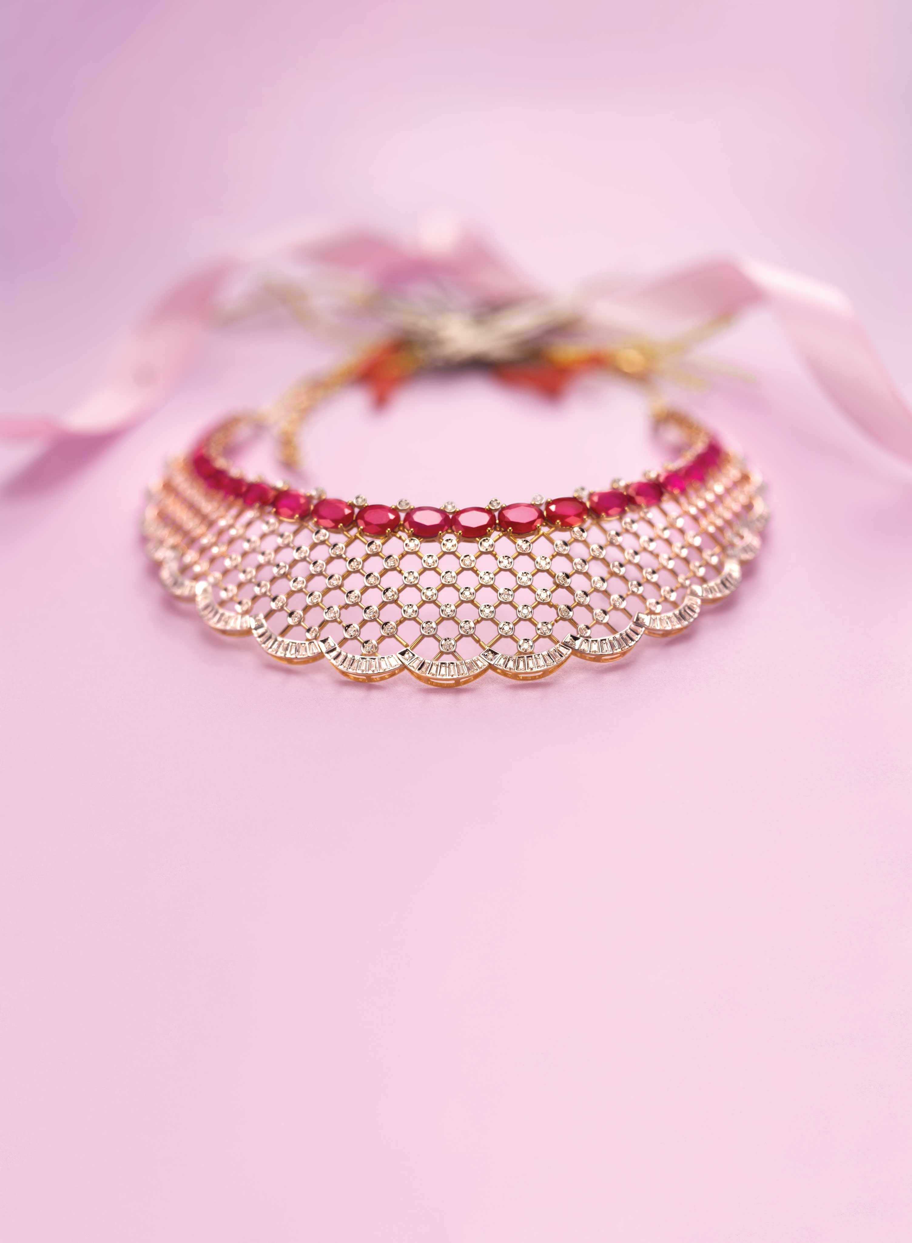 Tanishq jewelry | jewels of India | Pinterest | Jewel, Diamond and ...