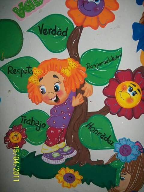 Painel Rotinas Escolares Decoração Escola