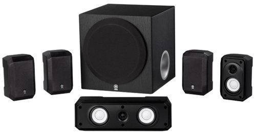 Yamaha ns sp bl channel home theater speaker system best surround sound also theatre systems you should have at images rh pinterest